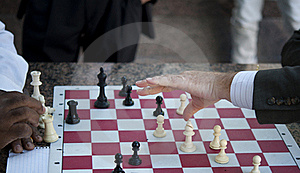 Chess Game Stock Photos - Image: 20047603