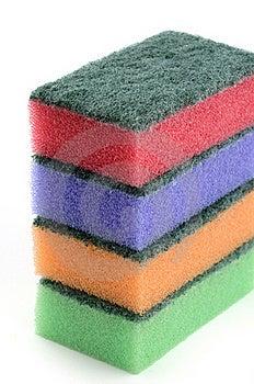 Sponge Stock Image - Image: 20049911