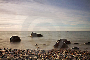 Baltic Sea Coast Stock Photos - Image: 20055173