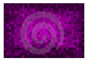 Square Violet Mosaic Background Royalty Free Stock Photos - Image: 20055748
