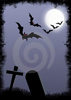 Halloween Invitation Card Royalty Free Stock Photo - Image: 20057025