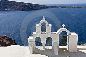 Santorini Island, Landscape Royalty Free Stock Images - Image: 20059169