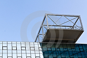 Courageous Terrace Royalty Free Stock Image - Image: 20059956
