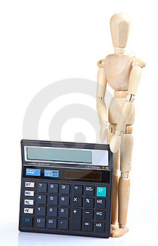 Accounting Tool Royalty Free Stock Photos - Image: 20060148