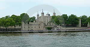 The Tower Of London In England Stock Image - Image: 20061131