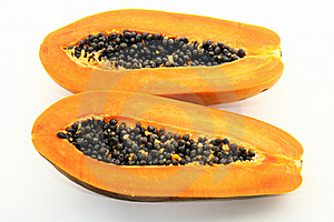 Papaya Stock Image - Image: 20062461