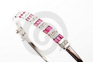 Diamond Bracelet Stock Images - Image: 20065054