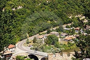 Yantra Bridge Royalty Free Stock Photo - Image: 20071535