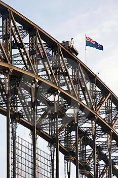 Sydney Harbour Bridge Stock Photo - Image: 20073080