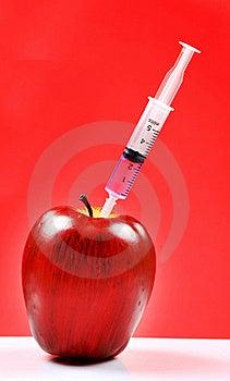 Apple Manipulation Royalty Free Stock Photo - Image: 20073535