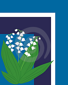 Lily Of The Valley Royalty Free Stock Photography - Image: 20075807
