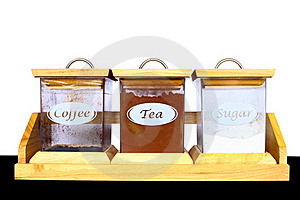Powder Coffee Case And Other Purpose Stock Photography - Image: 20077502