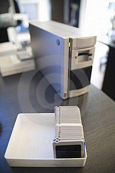 Scanning Old Film Photos Royalty Free Stock Image - Image: 20083166