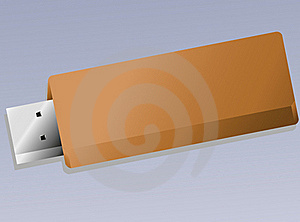 Wooden USB Stock Photos - Image: 20084013