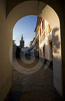 Seville - Spain Royalty Free Stock Photography - Image: 20089407