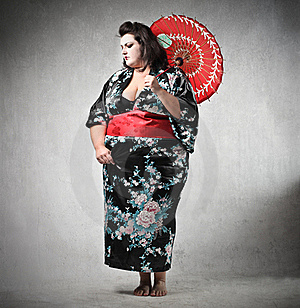 Oriental Fashion Stock Image - Image: 20092701