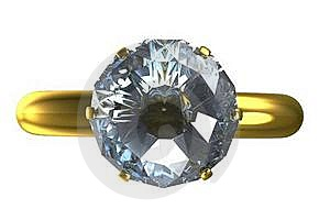 3d Ring Royalty Free Stock Photo - Image: 20093415