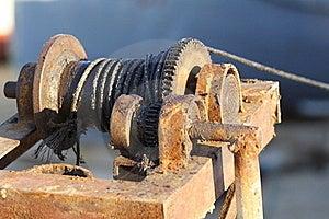 механизм старый Стоковые Изображения - изображение: 20094344