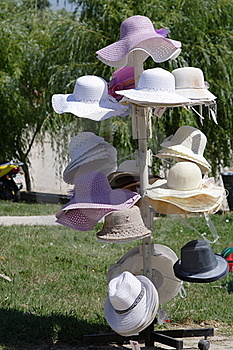 Hat Holder Royalty Free Stock Photography - Image: 20094397