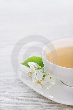 Jasmin Tea Royalty Free Stock Photography - Image: 20095897