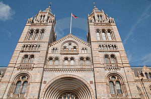The Natural History Museum Royalty Free Stock Photo - Image: 20096275