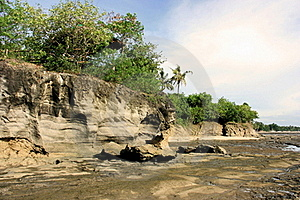 A Rocky Shore Stock Images - Image: 20097324
