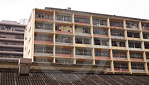 Old Building Royalty Free Stock Image - Image: 20097416