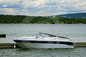 Speed Boat Royalty Free Stock Photo - Image: 20104395