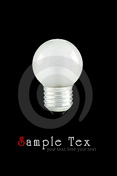 Glow Lamp Royalty Free Stock Image - Image: 20105856