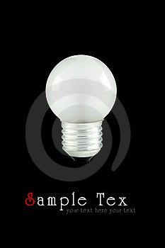 Glow Lamp Royalty Free Stock Image - Image: 20105856