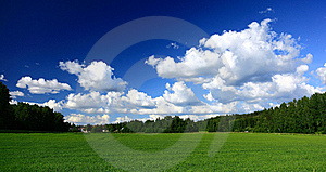 Pastoral Royalty Free Stock Photography - Image: 20109277