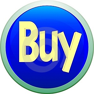 Buy Button Royalty Free Stock Image - Image: 20112456