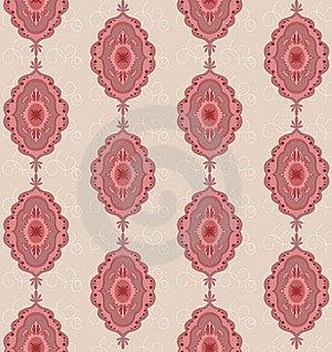 Figured Oval Royalty Free Stock Image - Image: 20115616