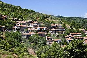 Traditional Greek Village Royalty Free Stock Photo - Image: 20116805