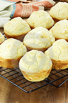 Savory Muffins Royalty Free Stock Images - Image: 20123999