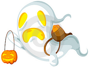 Ghost Royalty Free Stock Images - Image: 20124179