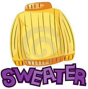 Sweater Stock Photography - Image: 20124212