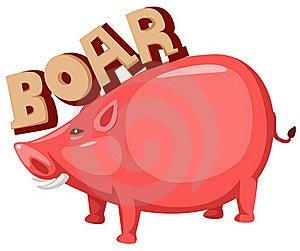 Boar Stock Image - Image: 20124281