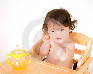 Happy Baby Stock Image - Image: 20124321