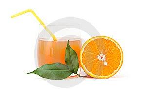 Orange Juice. Stock Photography - Image: 20124412