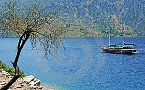 Sailboat 8 Royalty Free Stock Image - Image: 20126846