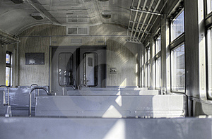 Interior Of The Train Stock Photography - Image: 20126902