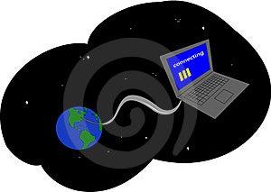 Internet Far Away Stock Photo - Image: 20127200