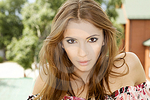 Beautiful Adult Sensuality Woman Stock Images - Image: 20129314
