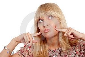 Nice Girl Posing Stock Photos - Image: 20129393