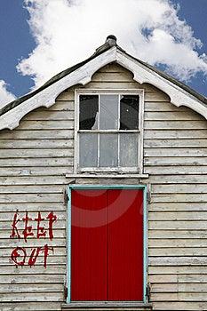 Derelict Building Stock Photo - Image: 20130800