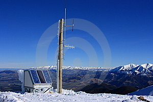 Mountain Radio Royalty Free Stock Photo - Image: 20132755