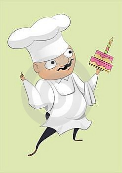 Cook Royalty Free Stock Image - Image: 20133366