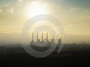 Environmental Pollution Stock Photo - Image: 20137740