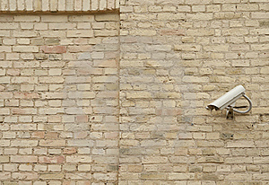 Security Video Camera Stock Images - Image: 20138264